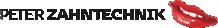 Peter Zahntechnik Logo